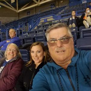 Stephen attended Buffalo Bulls vs. Central Michigan - NCAA Women's Basketball 2/16 on Feb 16th 2019 via VetTix