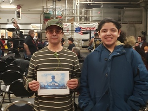 Joseph Gonzalez attended Mass Casualty Incident - Swf Wrestling Returns to Sayreville on Jan 26th 2019 via VetTix