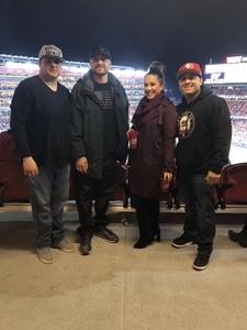Michael Garcia attended 2019 CFP National Championship - Alabama Crimson Tide vs. Clemson Tigers on Jan 7th 2019 via VetTix