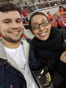 Jaime attended 2019 CFP National Championship - Alabama Crimson Tide vs. Clemson Tigers on Jan 7th 2019 via VetTix