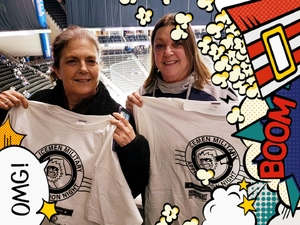 Robin attended Jacksonville Icemen vs. Florida Everblades - ECHL - Military Appreciation Night on Jan 26th 2019 via VetTix