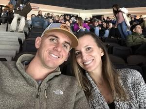Jeffrey attended Jacksonville Icemen vs. Florida Everblades - ECHL - Military Appreciation Night on Jan 26th 2019 via VetTix