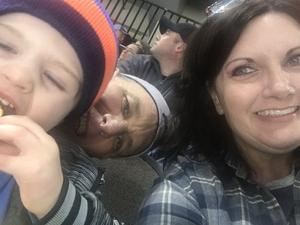 Celeste attended Jacksonville Icemen vs. Florida Everblades - ECHL - Military Appreciation Night on Jan 26th 2019 via VetTix
