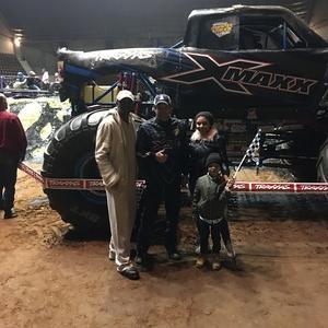 Larry attended 2019 Traxxas Monster Truck Tour - 7: 30 PM Show on Jan 12th 2019 via VetTix