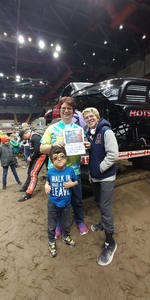 Click To Read More Feedback from 2019 Traxxas Monster Truck Tour - *see Notes