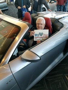 Kent attended West Virginia International Auto Show - Tickets Good for Any One Day on Feb 8th 2019 via VetTix