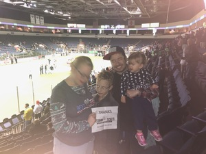 STEPHEN attended Dallas Sidekicks vs. Monterrey Flash - MASL on Jan 13th 2019 via VetTix
