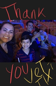 Neldith attended Marvel Universe Live! on Jan 17th 2019 via VetTix