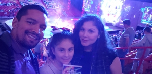Nestor attended Marvel Universe Live! on Jan 17th 2019 via VetTix