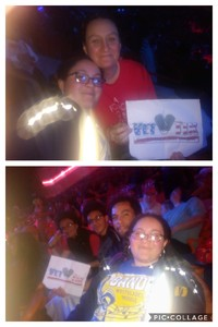 brandy o attended Marvel Universe Live! on Jan 17th 2019 via VetTix