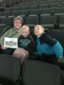 Cheryl attended Disney on Ice: Worlds of Enchantment on Jan 31st 2019 via VetTix