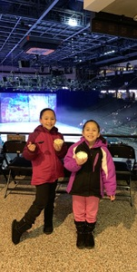 Casey attended Disney on Ice: Worlds of Enchantment on Jan 31st 2019 via VetTix