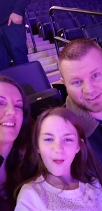 Jason attended Disney on Ice: Worlds of Enchantment on Jan 31st 2019 via VetTix