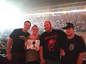 Click To Read More Feedback from Disturbed: Evolution World Tour