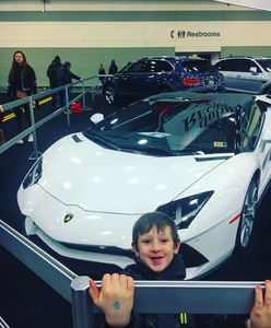 Eric attended Motor Trend Intl Auto Show Baltimore - Tickets Good for Any Day on Feb 7th 2019 via VetTix