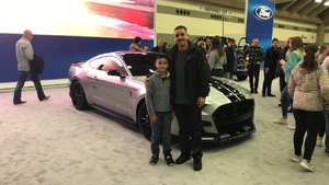 Roberto attended Motor Trend Intl Auto Show Baltimore - Tickets Good for Any Day on Feb 7th 2019 via VetTix