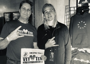 David - USMC attended SiriusXM Presents Octane's Accelerator Tour Featuring Like a Storm - Pop on Feb 18th 2019 via VetTix