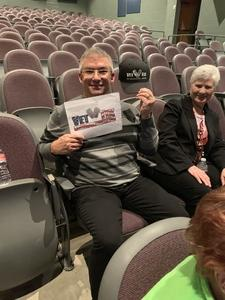 Michael attended Jack Wright - the Music of Neil Diamond on Jan 18th 2019 via VetTix
