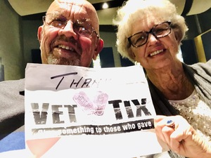 james attended Jack Wright - the Music of Neil Diamond on Jan 18th 2019 via VetTix
