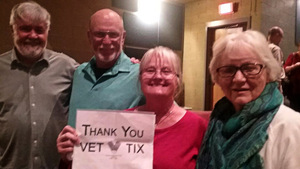 William attended Jack Wright - the Music of Neil Diamond on Jan 18th 2019 via VetTix