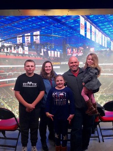 Sergio attended Detroit Pistons vs. Washington Wizards - NBA on Feb 11th 2019 via VetTix