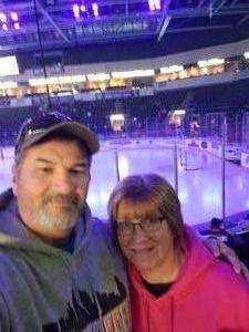 Roy attended Kansas City Mavericks vs. South Carolina Stingrays - ECHL on Feb 1st 2019 via VetTix