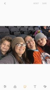 Carla attended Kansas City Mavericks vs. South Carolina Stingrays - ECHL on Feb 1st 2019 via VetTix