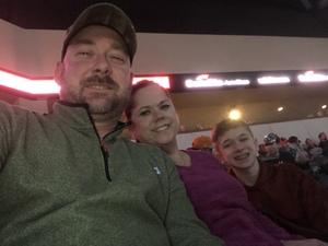 Jeff attended Kansas City Mavericks vs. Allen Americans - ECHL on Feb 8th 2019 via VetTix