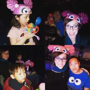 Allen attended Sesame Street Live! Let's Party! - Children's Theatre on Feb 24th 2019 via VetTix