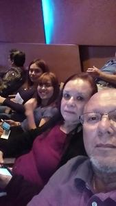 Robert attended Cirque Swan Lake on Jan 18th 2019 via VetTix