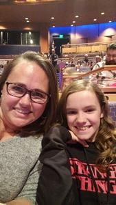 Amandq attended Cirque Swan Lake on Jan 20th 2019 via VetTix
