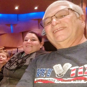 Alan attended Cirque Swan Lake on Jan 20th 2019 via VetTix