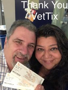 Daniel S. attended Cirque Swan Lake on Jan 20th 2019 via VetTix