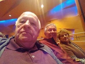 Robert attended Cirque Swan Lake on Jan 20th 2019 via VetTix