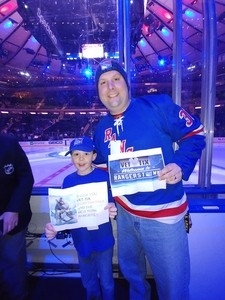 Click To Read More Feedback from New York Rangers vs. Toronto Maple Leafs - NHL - VIP Experience! - * See Notes - Must Read Before Claiming!
