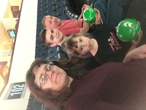Joy attended Dallas Sidekicks vs. Rgv Barracudas - MASL on Jan 26th 2019 via VetTix