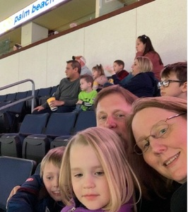 Cheryl attended Dallas Sidekicks vs. Rgv Barracudas - MASL on Jan 26th 2019 via VetTix