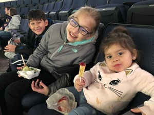 Saul attended Dallas Sidekicks vs. Rgv Barracudas - MASL on Jan 26th 2019 via VetTix