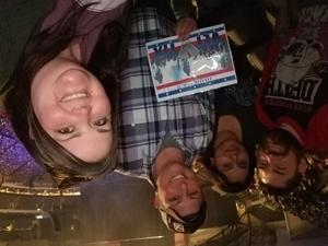 Kristin attended Disturbed: Evolution World Tour - Heavy Metal on Jan 26th 2019 via VetTix
