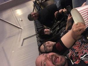 Jennifer attended Disturbed: Evolution World Tour - Heavy Metal on Jan 26th 2019 via VetTix
