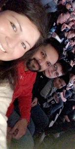 Mariela attended Disturbed: Evolution World Tour - Heavy Metal on Jan 26th 2019 via VetTix