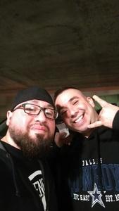george attended Disturbed: Evolution World Tour - Heavy Metal on Jan 26th 2019 via VetTix