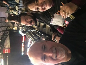 Parry attended Disturbed: Evolution World Tour - Heavy Metal on Jan 26th 2019 via VetTix