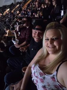 Shawn attended Disturbed: Evolution World Tour - Heavy Metal on Jan 26th 2019 via VetTix