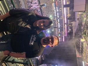 Bruce attended Disturbed: Evolution World Tour - Heavy Metal on Jan 26th 2019 via VetTix
