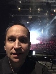 Jeffrey attended Disturbed: Evolution World Tour - Heavy Metal on Jan 26th 2019 via VetTix