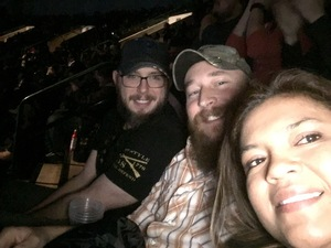 Claudia attended Disturbed: Evolution World Tour - Heavy Metal on Jan 26th 2019 via VetTix
