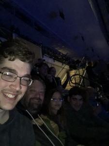 Anthony attended Disturbed: Evolution World Tour - Heavy Metal on Jan 26th 2019 via VetTix