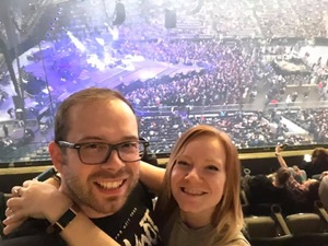 WESLEY attended Disturbed: Evolution World Tour - Heavy Metal on Jan 26th 2019 via VetTix