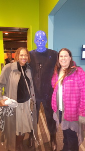 Kyle attended Blue Man Group Chicago on Feb 7th 2019 via VetTix
